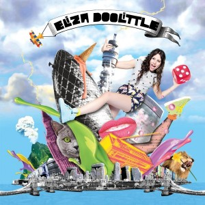 No singing dogs for this one : Eliza Doolittle by Eliza Doolittle