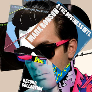 Record Collection by Mark Ronson and The Business INTL
