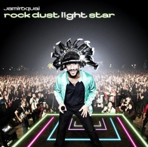 After 5 years of silence, a roller coaster ride : Rock Dust Light Star by Jamiroquai
