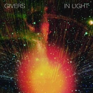 The clocks go forward and the brighter days begin : In Light by the Givers