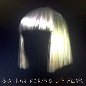 Hollering but not scary : 1000 Forms of Fear by Sia