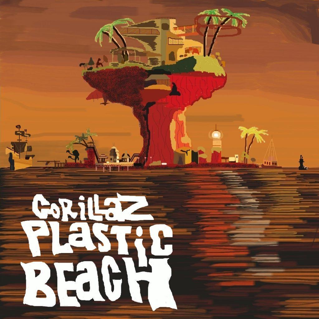 Plastic Beach by the Gorillaz